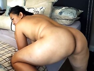 Asian MUMMY - Taking it from the back