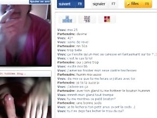 Chatroulette French Matures Want My Jism
