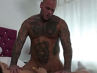 Almost Nonstop Intercourse With A Truly Beautiful Nymphomaniac...