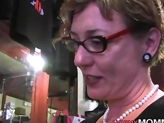 Chesty Cougar Stepmom Playthings