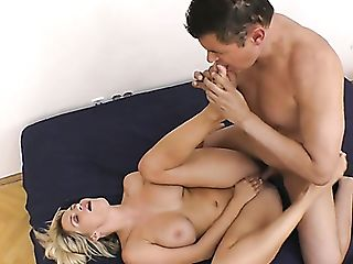 Big Jugged Appetizing Sienna Day Is Blessed To Suck Dick In Sixty...