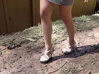 Summer Sandals Mud Bath