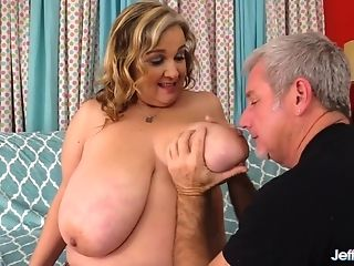 Matures Plus-size Cami Cooper Gets Pounded