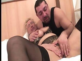 Hungarian Granny Sila - Matures In Undergarments In Homemade Porno...