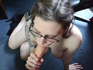 Inked Cougar Female Dominance Point Of View - The Manager Of Me