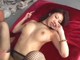 Fuuka takanashi screams with a tasty dick in her wet cunt 3