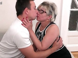 Matures Mummy Fucking Junior Son-in-law