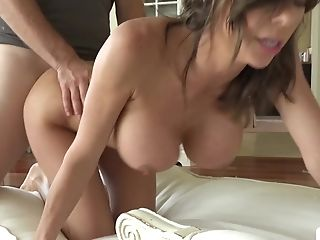 Stepmom Alexis Fawx Uses Stepson For Fuck-a-thon