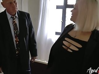 Agedlove Matures Lady Lacey Starr Sucking Hard Dick