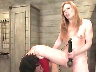 Mistress Against Gimp