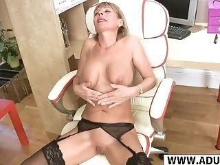 Sexy Granny Elaine Hot Solo Vid