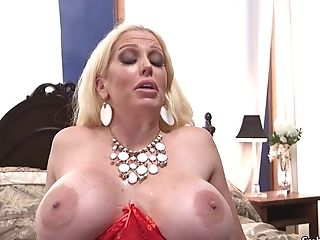 Tied Up Phat Breast Ash-blonde Hair Honey Humped Sadism &...