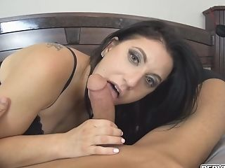 Stepmom Got Another Making Love By Bigcock