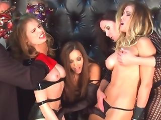 Insatiable Big-titted Cougars Sadism & Masochism Porno Movie