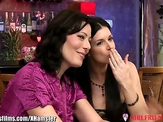 India Summer and Zoey Holloway: Scissoring Mummies