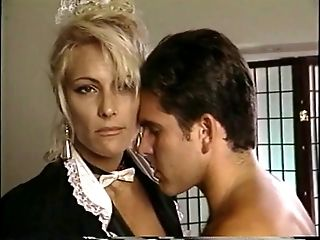 TT Boy unloads his wad on blonde mummy Debbie Diamond