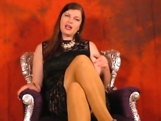 Feet Obsession High Stilettos Sub Fem Dom German Joi