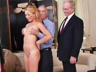 Old Man Observe His Wifey Fucked Frannkie And
