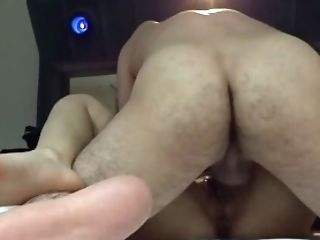 Fucking Hairy Asian Cunt For The First-ever Time