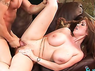 Hypnotizing Stunner With Gorgeous Boobies Is So Into Some Fantastic...