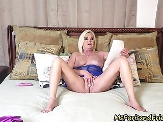 Bedtime Story-casting Couch With Ms Paris Rose