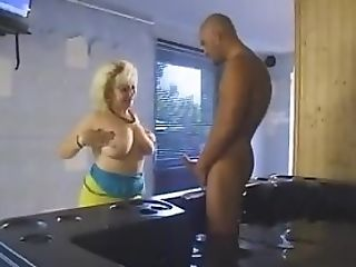 Blonde Matures Hump And Fist Insertion