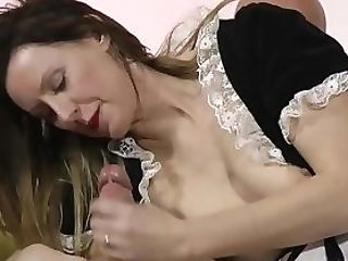 Matures Brit Maid Banged
