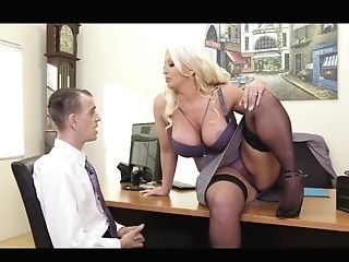 Alura Jenson Hot Office Intercourse