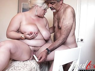 Bosomy Mom Providing Hot Oral Fucky-fucky - Granny Hook-up