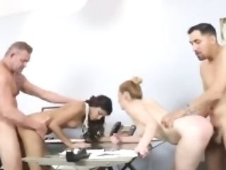 Step Mom An Playmate' Playmate's Daughter-in-law Anal...