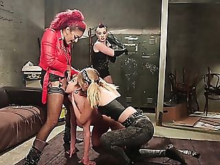 Jaw Pulling Down Wild Bright G/g Daisy Ducati Is Crazy About Onanism