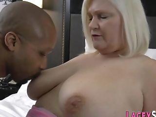 Brit Grandma Gets Mouth Had Orgy