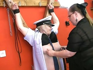 Horny Supremacy Inbetween Girl-on-girl Grannies - Girl/girl