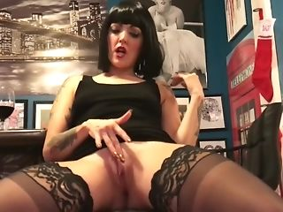 Cheating Whore Wifey Tells Hubby A Hot Story Joi