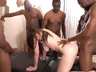 Horny Pornography Scene Interracial Newest You've Seen