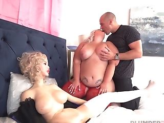 Tiffany Starlet 3some Orgy With Orgy Doll