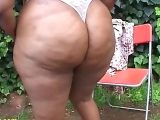 African Bbw First-ever Time Sadism & Masochism