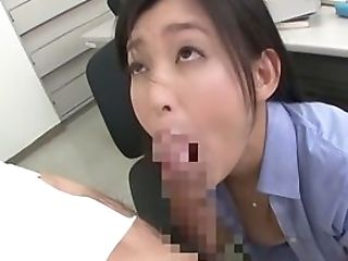 Excellent Fingerblasting And Oral Intercourse For The Japanese Mom
