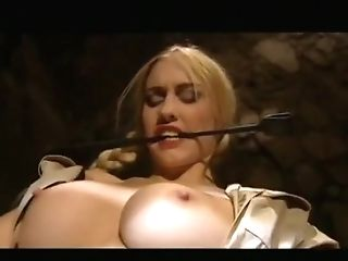 Hot Huge-chested Blonde In Amazing Retro Xxx Movie