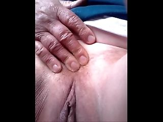 Brazilian Granny 66 years old display your vagina