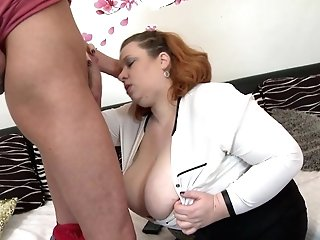 Sexy Matures Moms Suck And Fuck Youthfull Sonnies