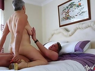 Agedlove Savana And Marc Kaye Gonzo Hookup Vid