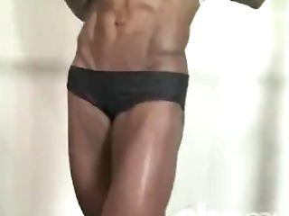 Karina In The Gym