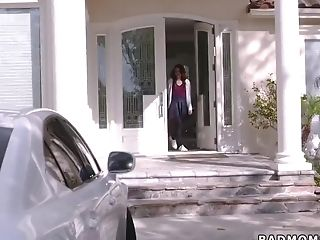 Mom Fucks Duddy' Ally's Daughters-in-law Instruct My...
