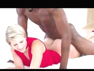 Sexy Teenager Loves Big Black Cock Very First Anal Invasion