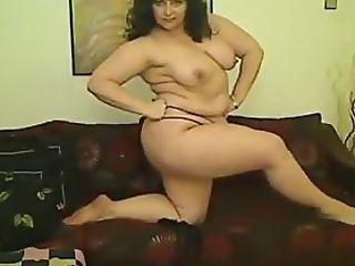Horny Matures Bbw Masturbates