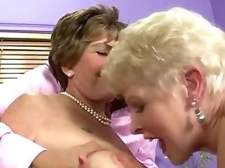 Grannies In Gonzo Pornography