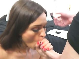 Bitchy Stepmom Krissy Lynn Knows Hot To Make Stepson's Stiffy...