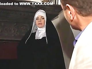 Jessica Rizzo, The Perverse Nun Who Loves Man Rod