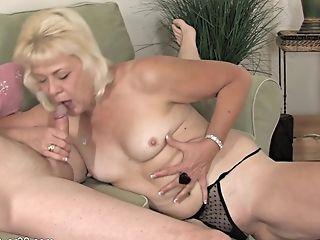 Horny Gilf Sindy Xxx Porno Flick